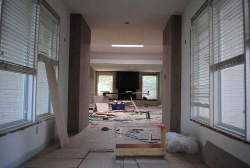 midcentury home remodel