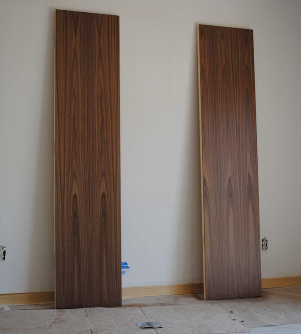 Midcentury Modern Doors Galore Inside Mike And Lindseys House Of