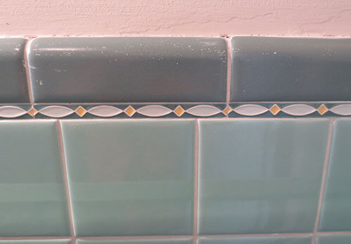 tile liners for bathroom where to get painted bathroom liner tiles 33 20871