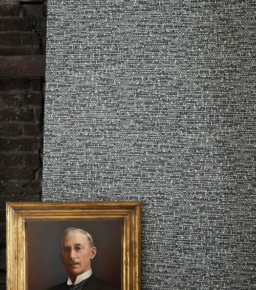 tweed wallpaper retro