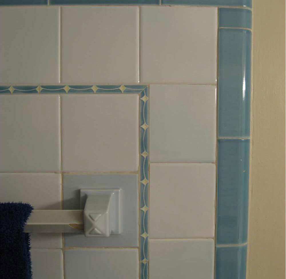 Delicieux ... Vintage Liner Tile