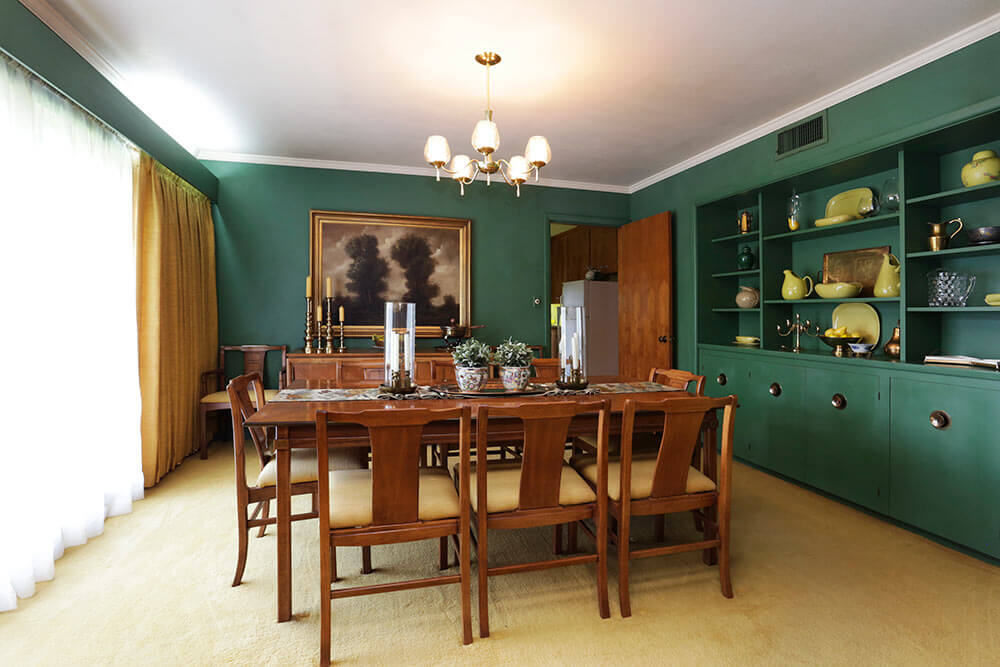 dining-room-midcentury