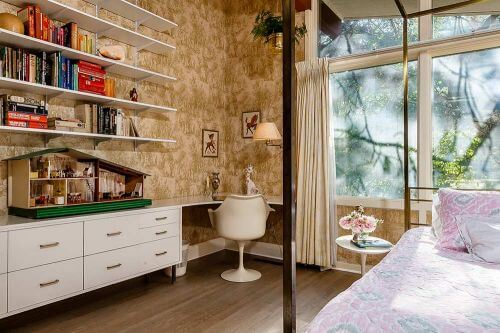 midcentury-child-bedroom