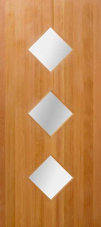 Midcentury-doors