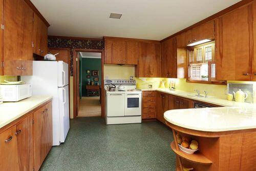 midcentury-kitchen-yellow