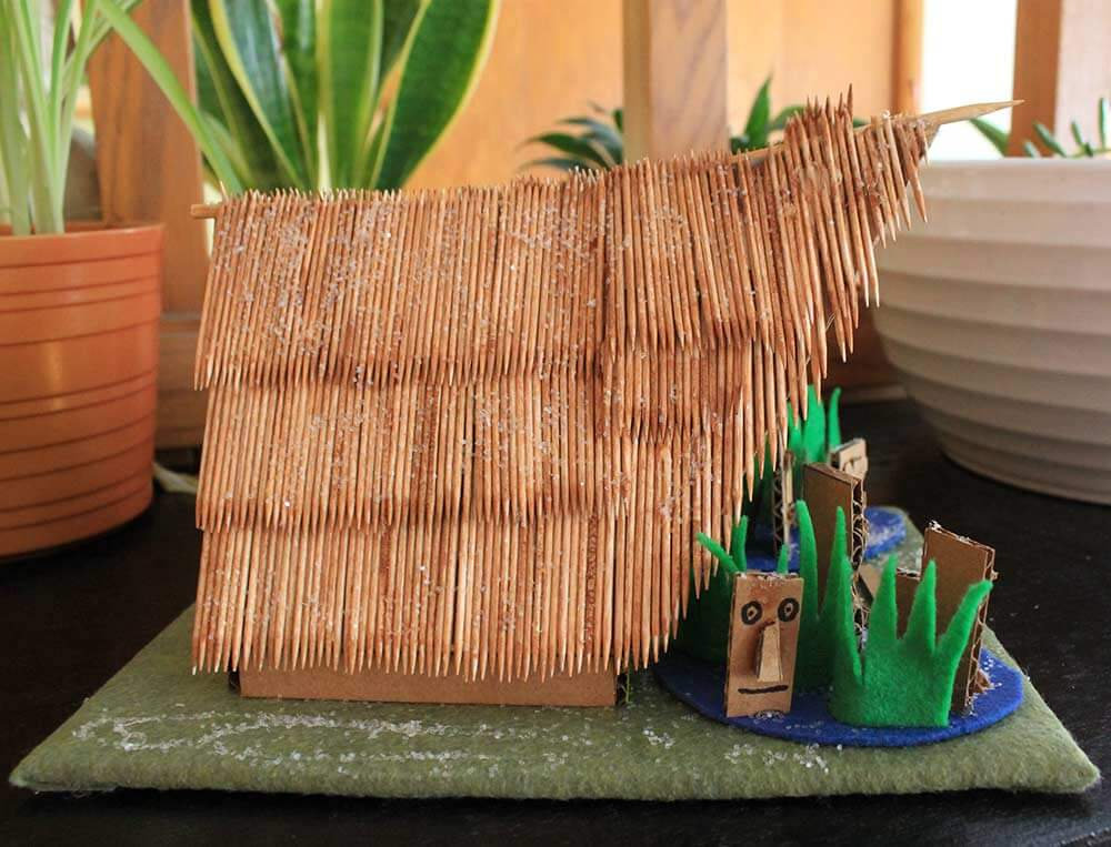 Diy Putz House 8 Kahiki Tiki House Download Our Free