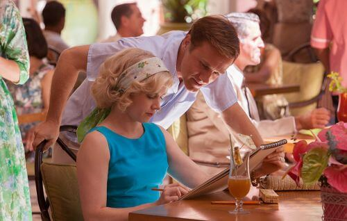 (L-R) AMY ADAMS and CHRISTOPH WALTZ star in BIG EYES. © 2014 The Weinstein Company. All rights reserved.