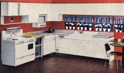 1950s Kitchen 7