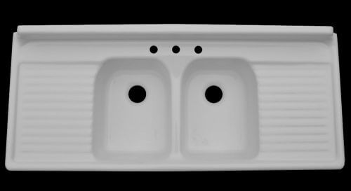 where to buy a drainboard sink made new