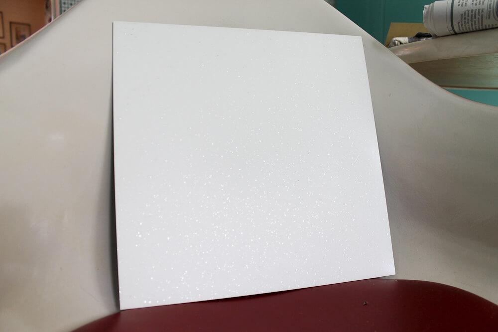 Glitter Vinyl Floor Tile We Found A Source Retro