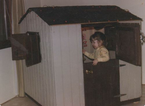 vintage playhouse