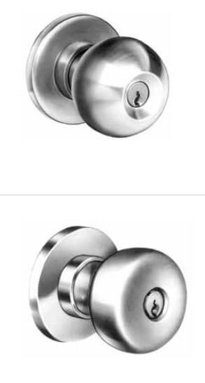schlage door knobs
