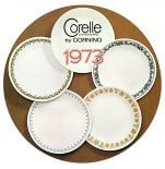 Throwback '72: Corelle's new True Blue pattern — a riff on 1970s Old Town Blue