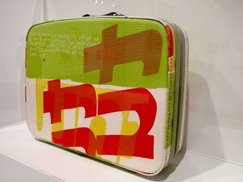 corita kent suitcase prototype