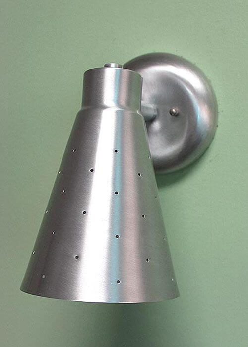 Cool midcentury wall sconce