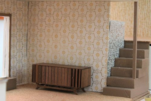 dollhouse furniture retro