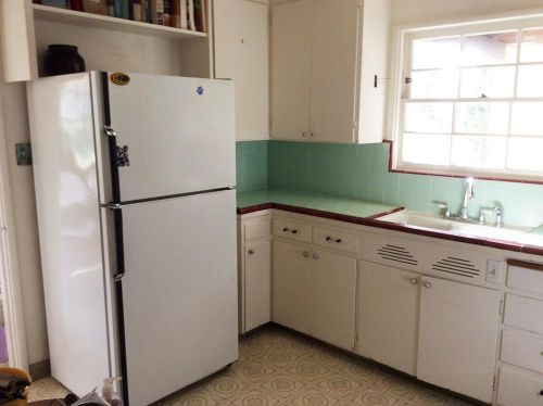 Create a 1940s style kitchen - Pam\'s design tips - Formula #1 ...