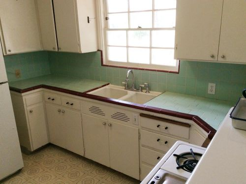 Create A 1940s Style Kitchen Pam S Design Tips Formula
