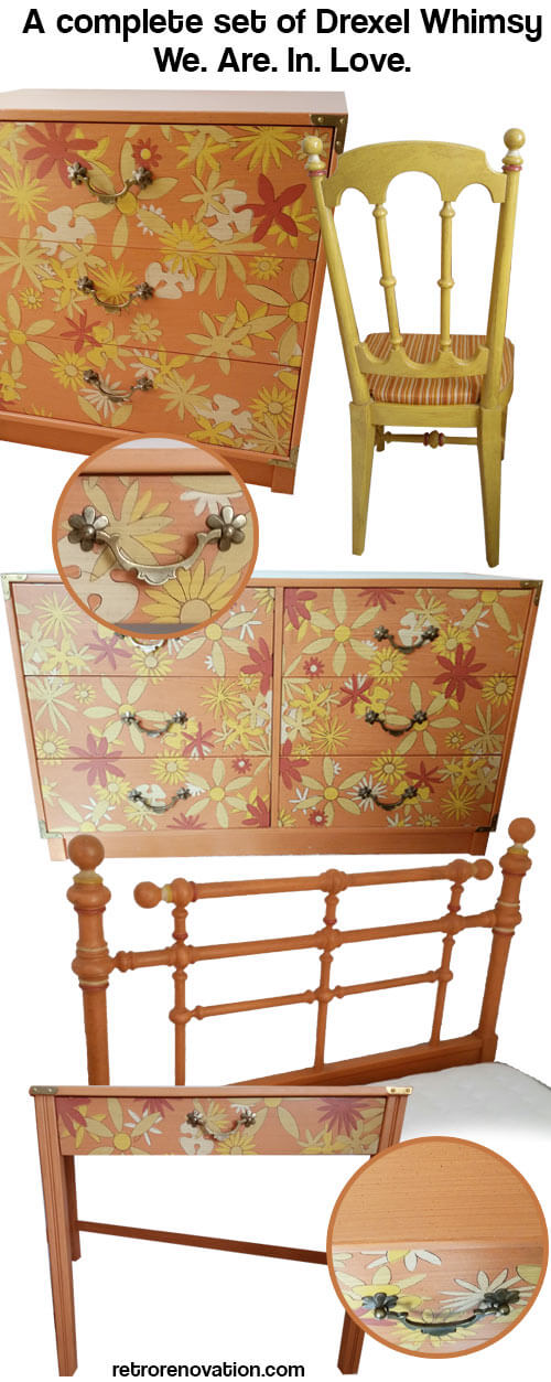 drexel whimsy bedroom furniture