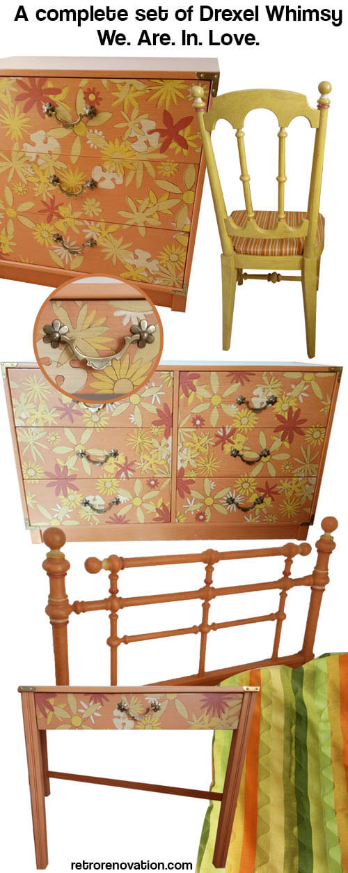 drexel whimsy furniture