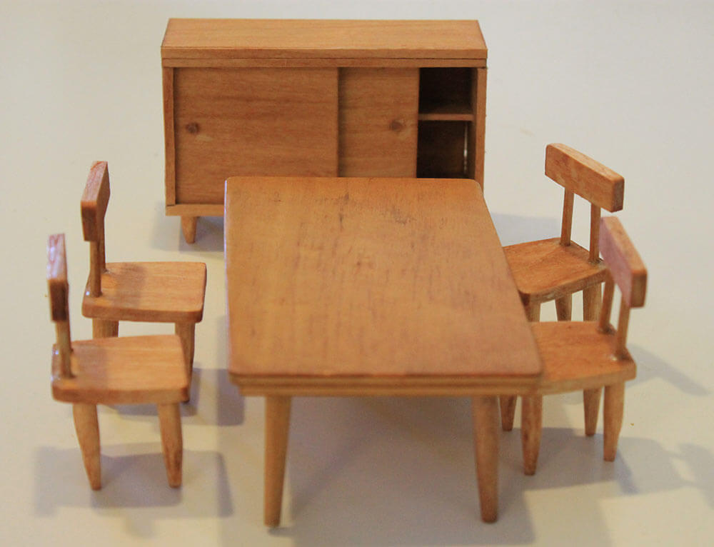 Attractive Midcentury Dollhouse Furniture Midcentury Dollhouse Furniture Midcentury Dollhouse  Furniture
