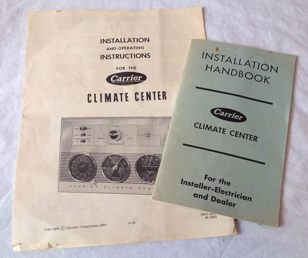 garrison air conditioner instruction manual