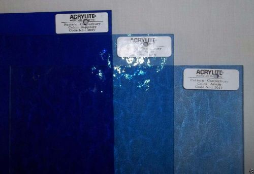 Acrylite retro decorative acrylic