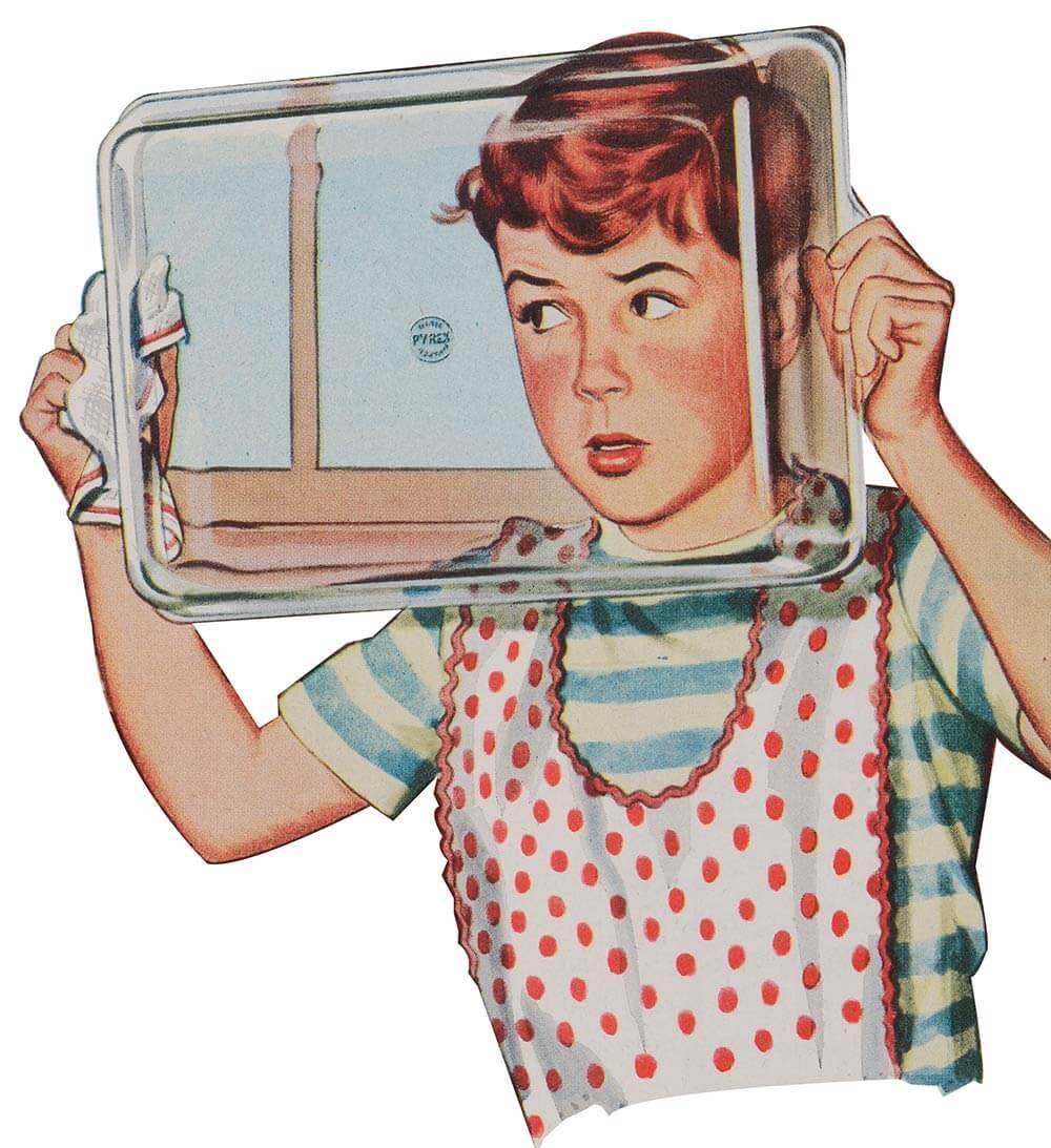 Αποτέλεσμα εικόνας για vintage pyrex advertisement