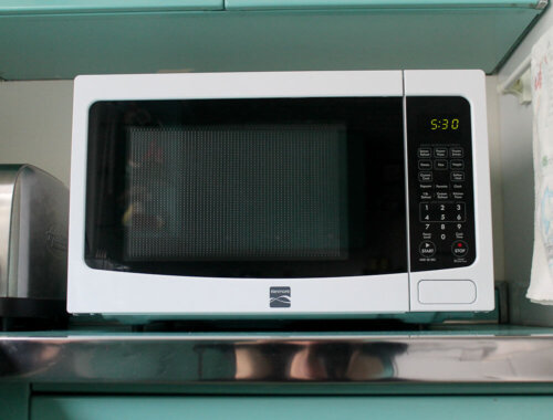 sears kenmore microwave oven