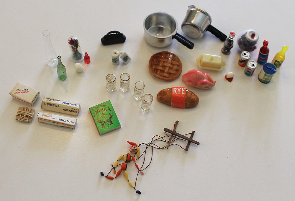 Adorable Vintage Dollhouse Accessories From Reader Janet And My Mom