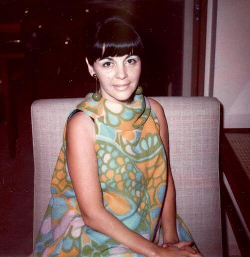 1960s woman
