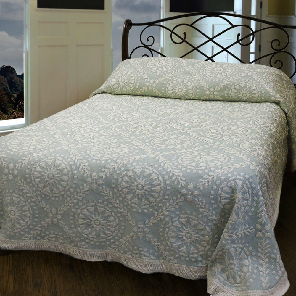 Affordable Custom Size Bedspreads Including Hard To Find 24 Quot Drop Optional Pom Poms Too