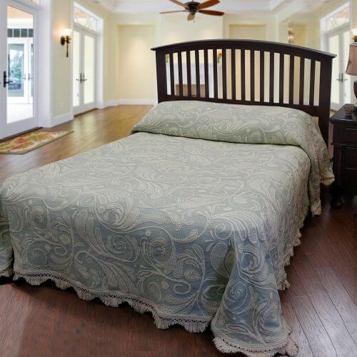 midcentury modest bedspread