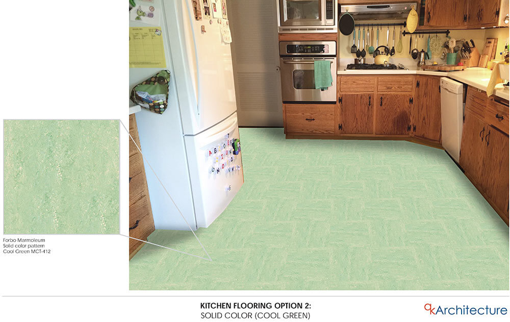 Retro Kitchen Floor Retro Kitchen Floor ...