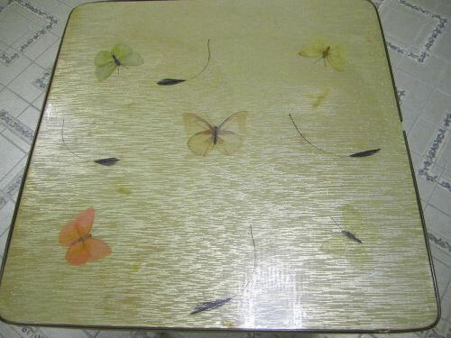 Lam-O-Tile table