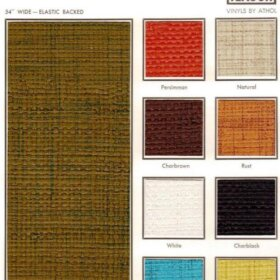 vintage vinyl upholstery