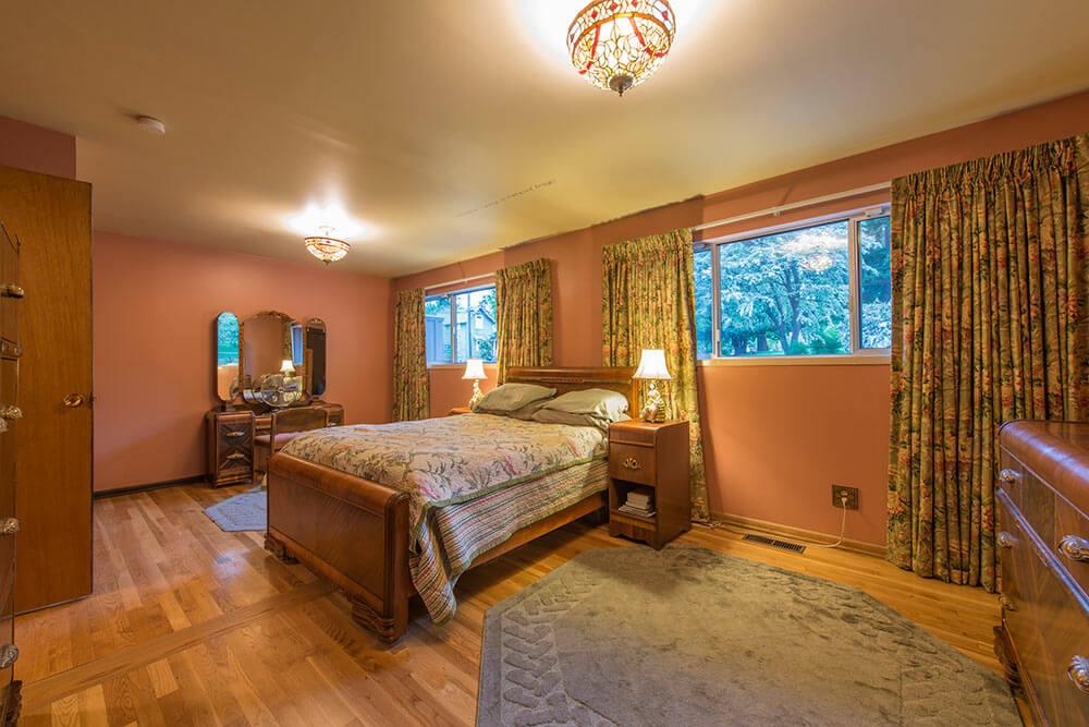 waterfall bedroom set
