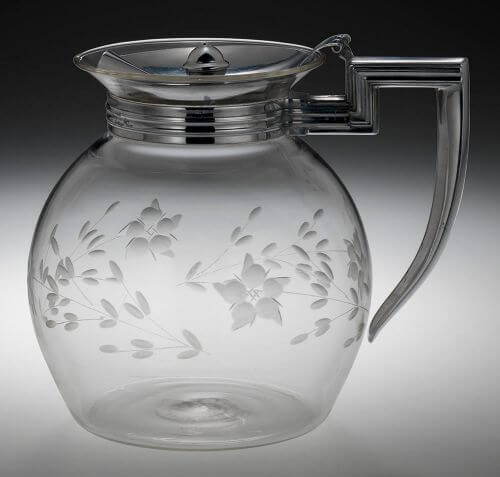 Vintage pyrex teapot