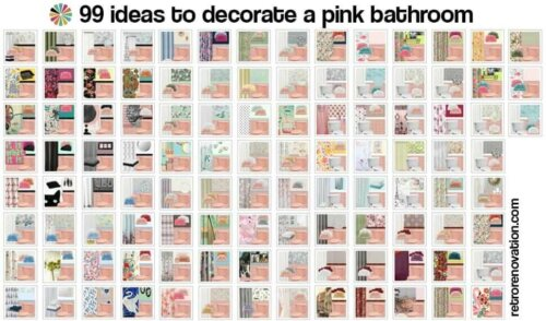 99 Ideas Pink Bathroom Fb Graphic 1