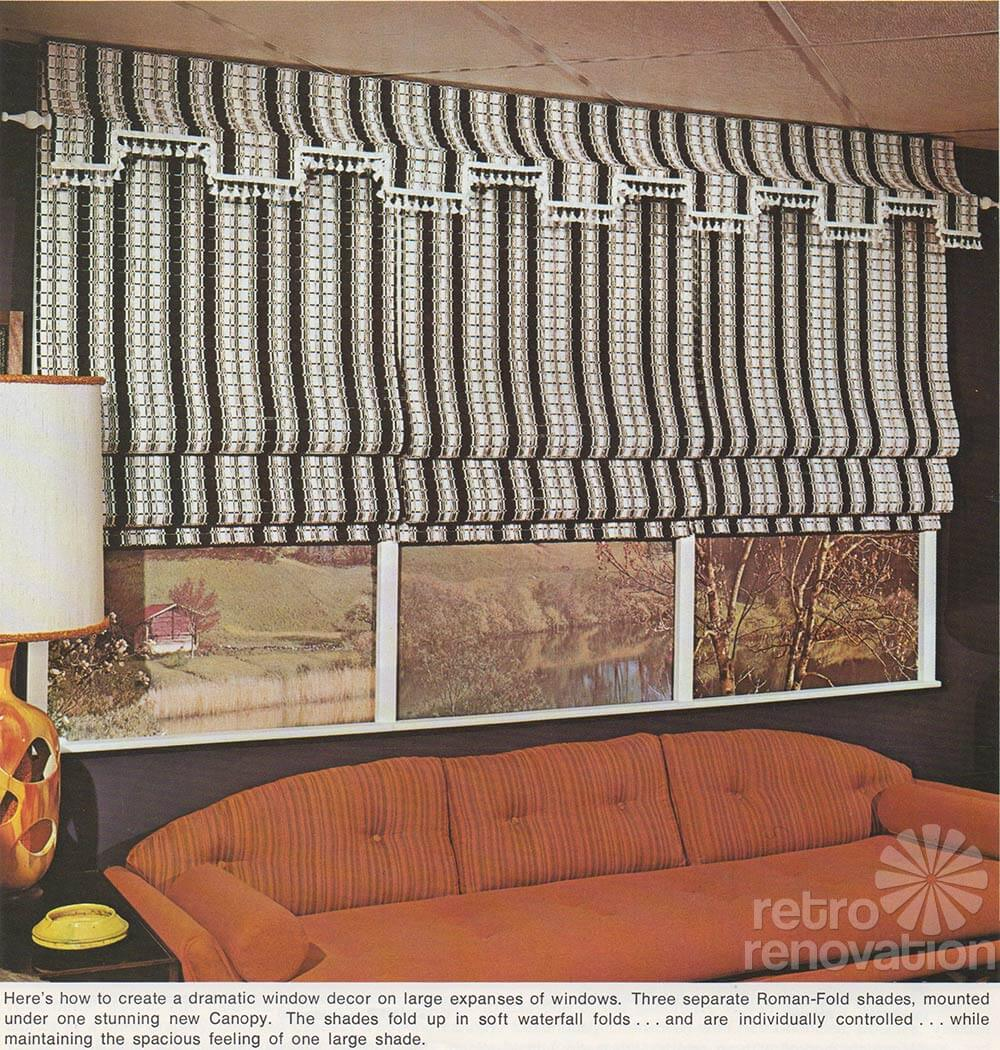 Exclusive: 22-page Beauti-Vue catalog of 1970s woven wood roman ...