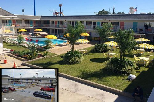 Retro Holiday Inn