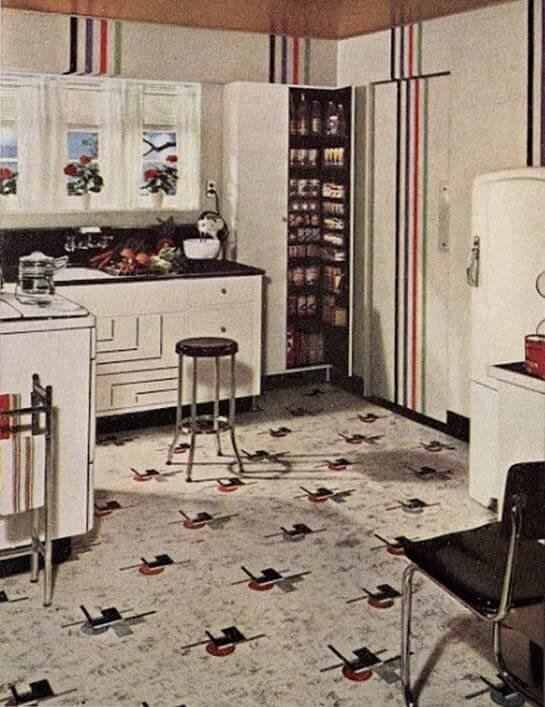 Retro Kitchen Design Ideas Html on red white and blue kitchen ideas, small shabby chic kitchen ideas, small cottage kitchen ideas, cabinet small kitchen remodel ideas, 1940s kitchen remodel ideas, vintage kitchen ideas, painted kitchen cabinet ideas,