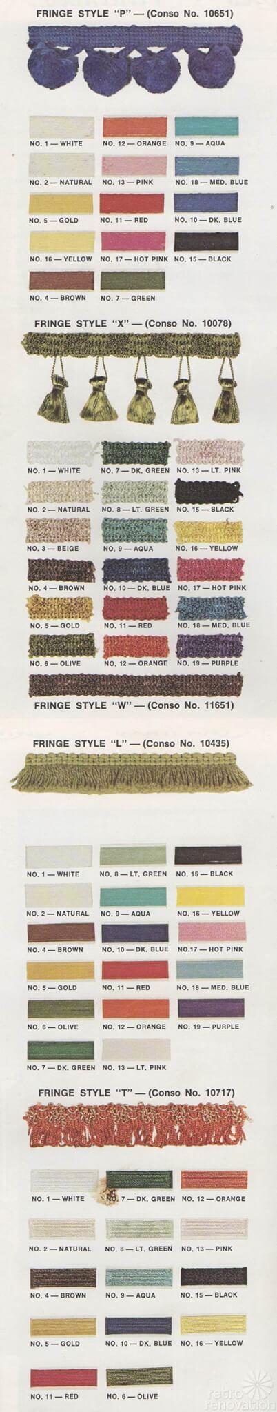 vintage trim
