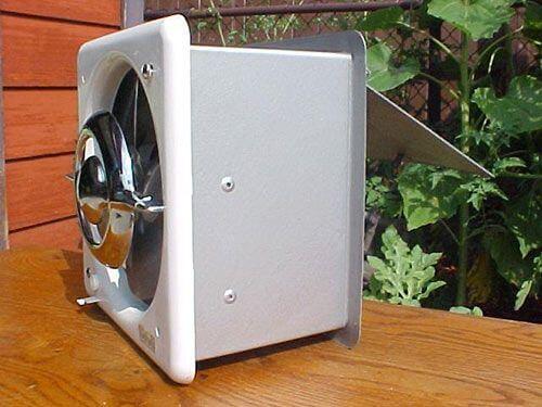Beautiful Ventrola kitchen exhaust fan - NOS woddity - Retro Renovation