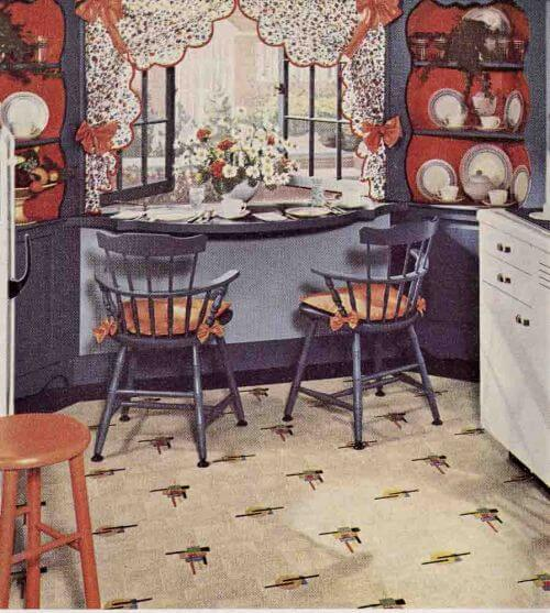 1940s kitchen design ideas