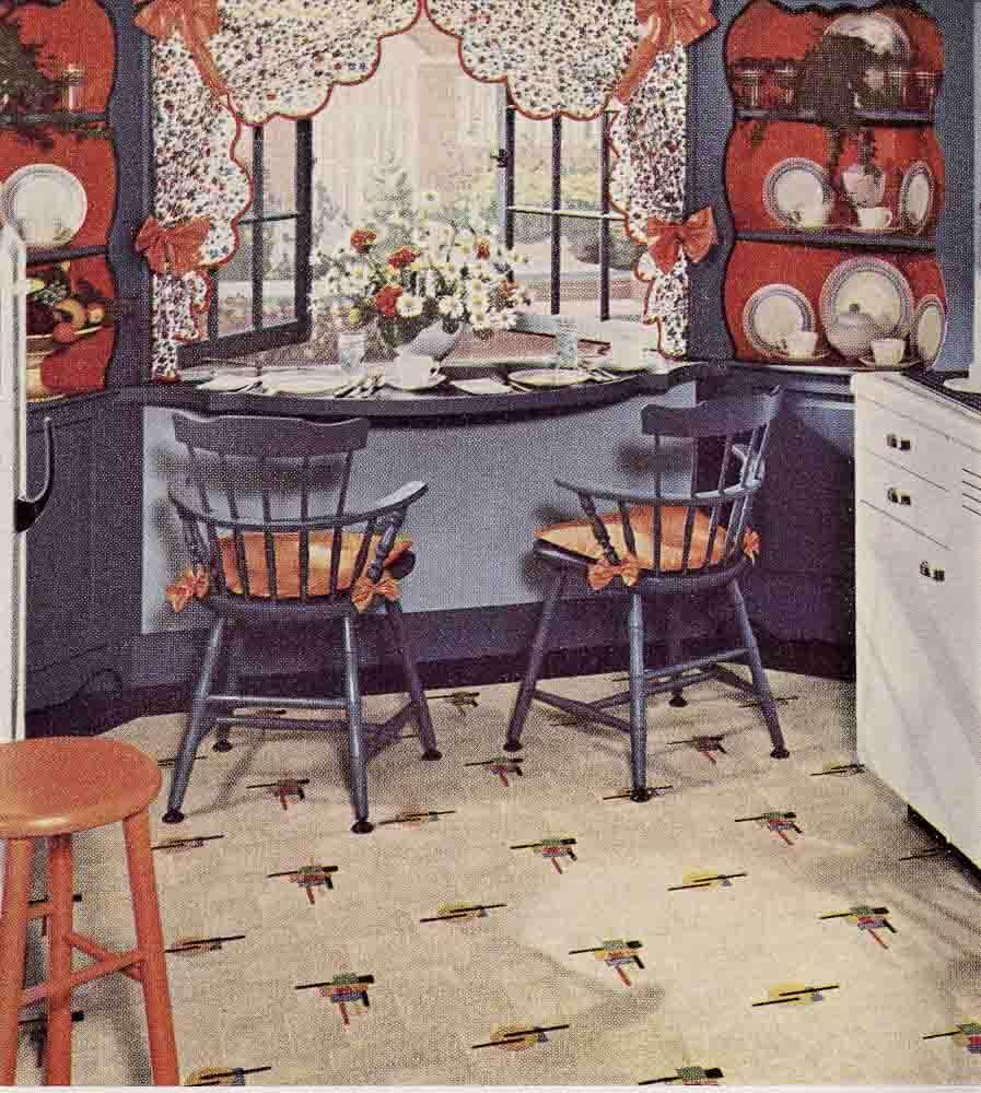 1940s kitchen design ideas