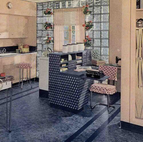 1940s kitchen dsign