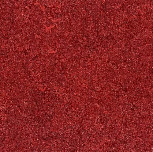 vintage style red linoleum
