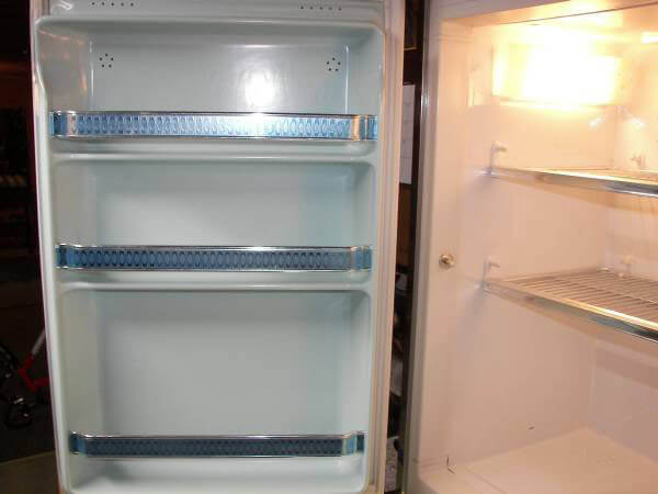 The 1964 GE Americana refrigerator freezer Retro Renovation