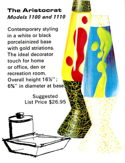 50th anniversary of the Lava Lamp - a history and 12 groovy ...